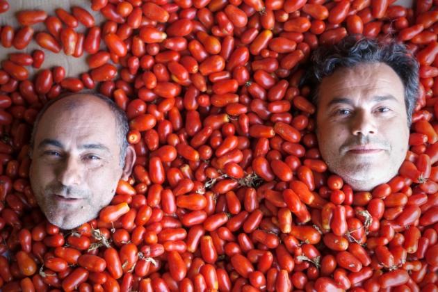 Carlo D'Amato e Massimo Franzin. Picture by Kerstin Rodgers
