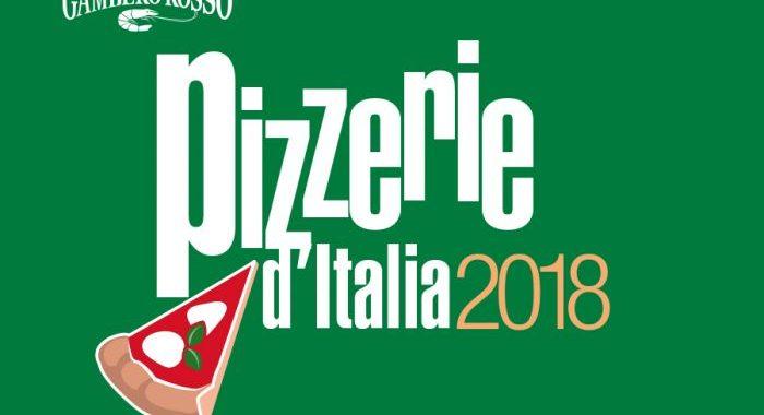 Guida Pizzerie d'Italia 2018 del Gambero Rosso