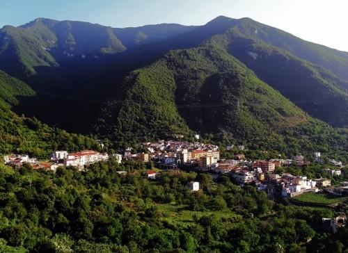 Corbara, Monti Lattari