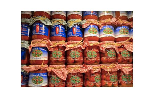 I Sapori di Corbara - Pomodorini, prodotti gourmet
